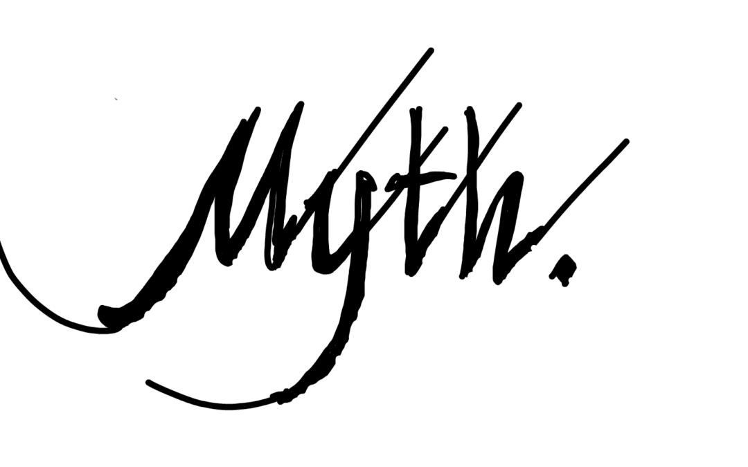 Monday Myth Buster!