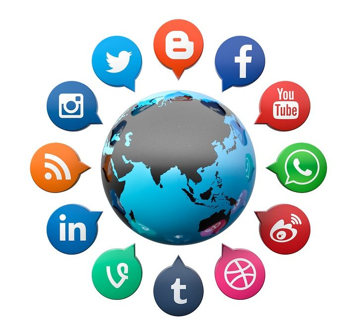 Avoid Social Media – When you want to let off steam!